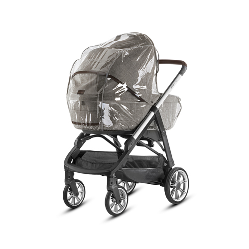 Raincover for carrycot